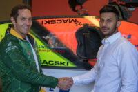 Linsen Nambi sponsors Waveski Surfing South African Team