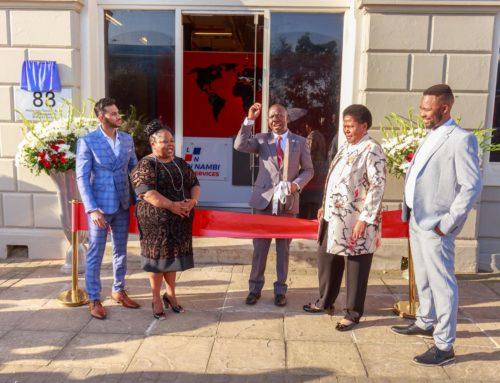 Linsen Nambi Bunker Services Official Launch